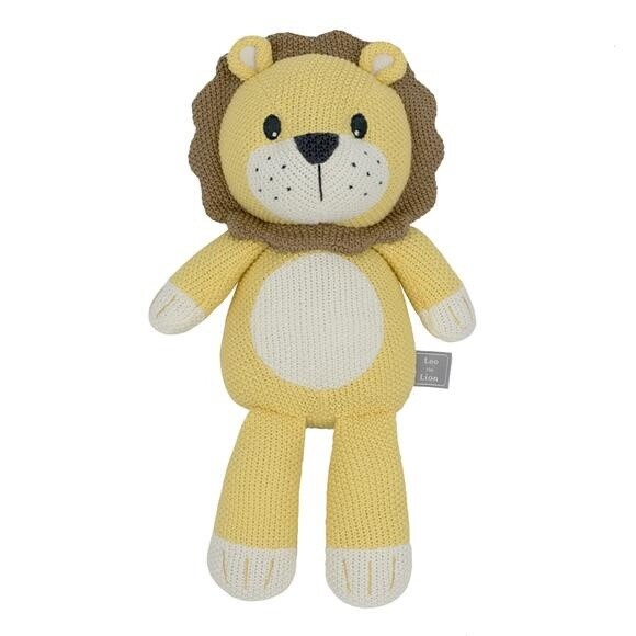 Whimsical Toy - Leo The Lion