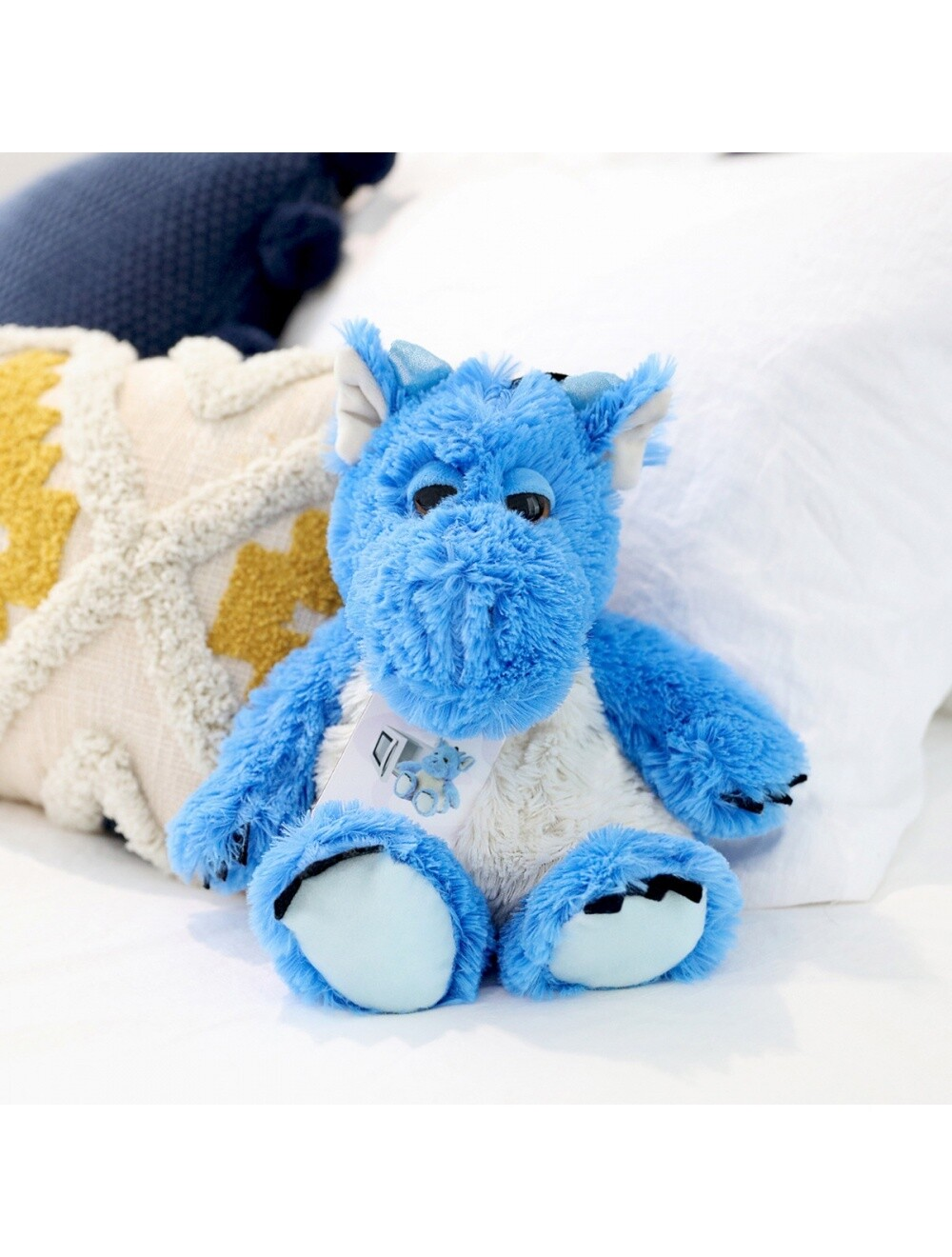 Warmies - Blue Dragon