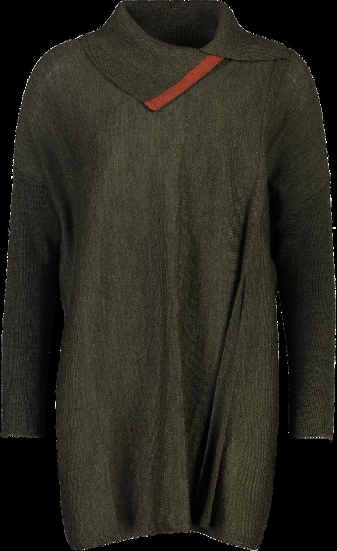 Neck It Sweater Olive