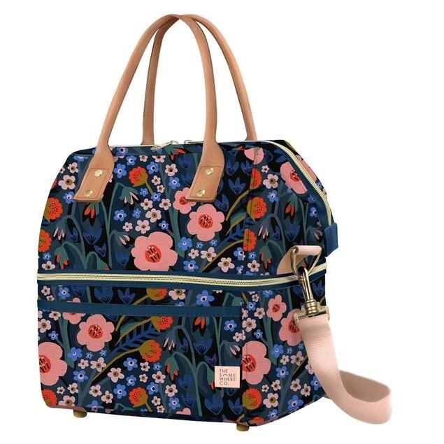 Secret Garden Cooler Bag