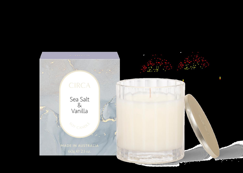 Sea Salt & Vanilla 60g