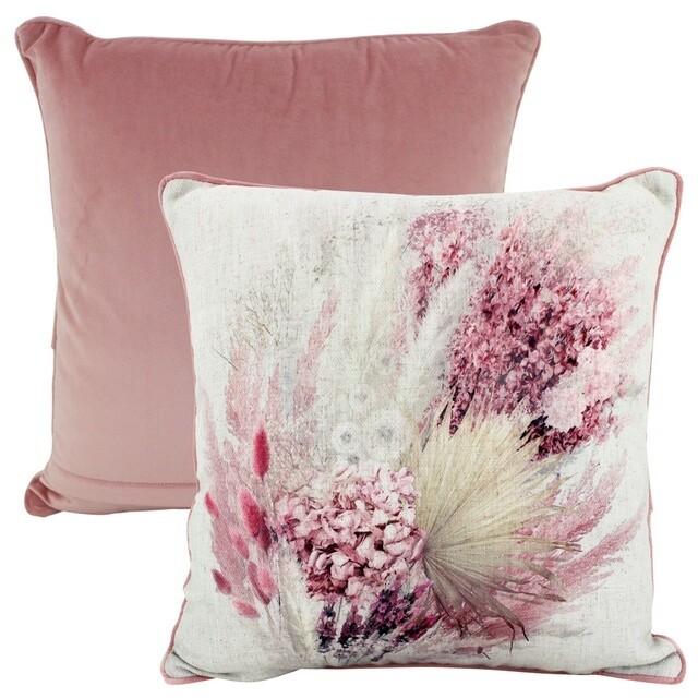 Blushing Centrepiece Cushion