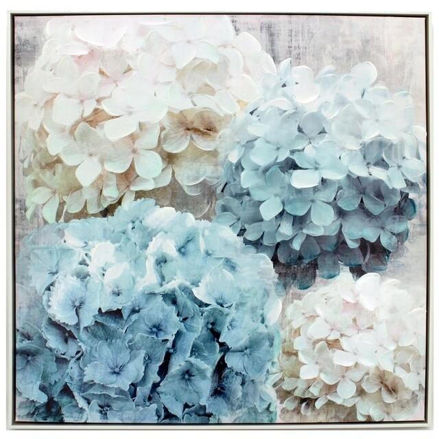Nikko Blue Painting