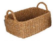 Bondi Seagrass Rectangle Basket - Large