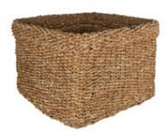 Yallingup Seagrass Square Basket - Medium