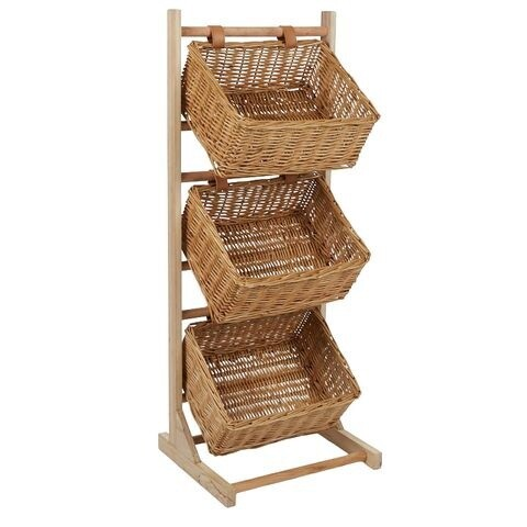 Lima Willow & Wood Stand