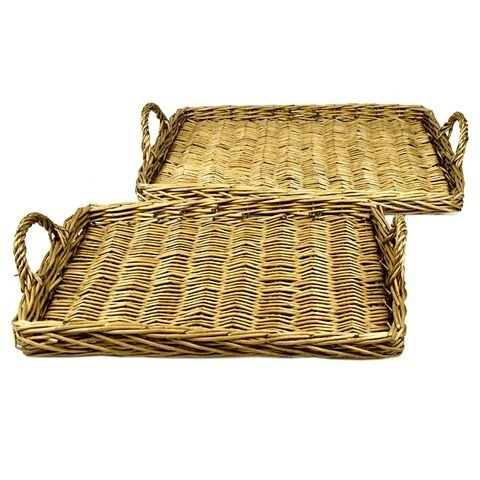 Lima Willow Trays - Large