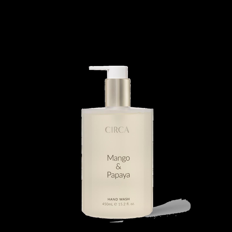 Mango & Papaya Hand Wash 450ml