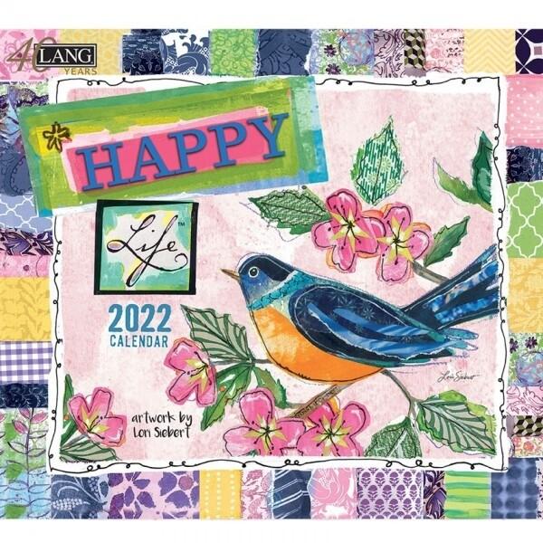 2022 Lang Happy Life Calendar