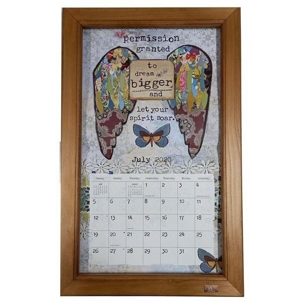 Farmhouse Calendar Frame