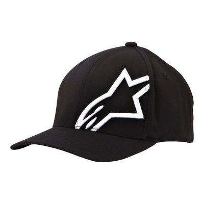 Cappellino Alpinestars Corp Shift Curved 2 Nero