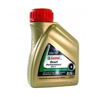 Olio freni Castrol DOT 4 0,5L