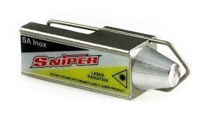 Allineatore laser Sniper