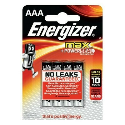 Batterie Energizer AAA
