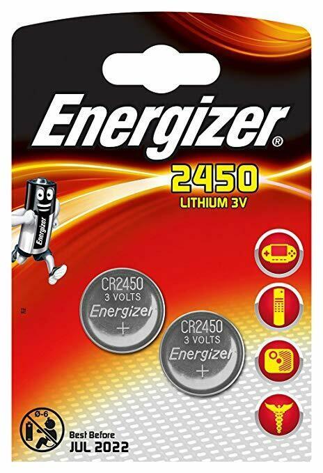 Batterie Energizer 2450