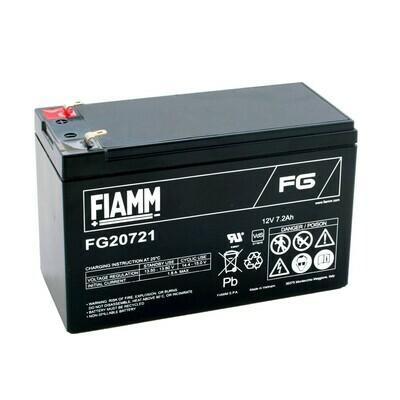 Batteria FIAMM 12V 7.2Ah