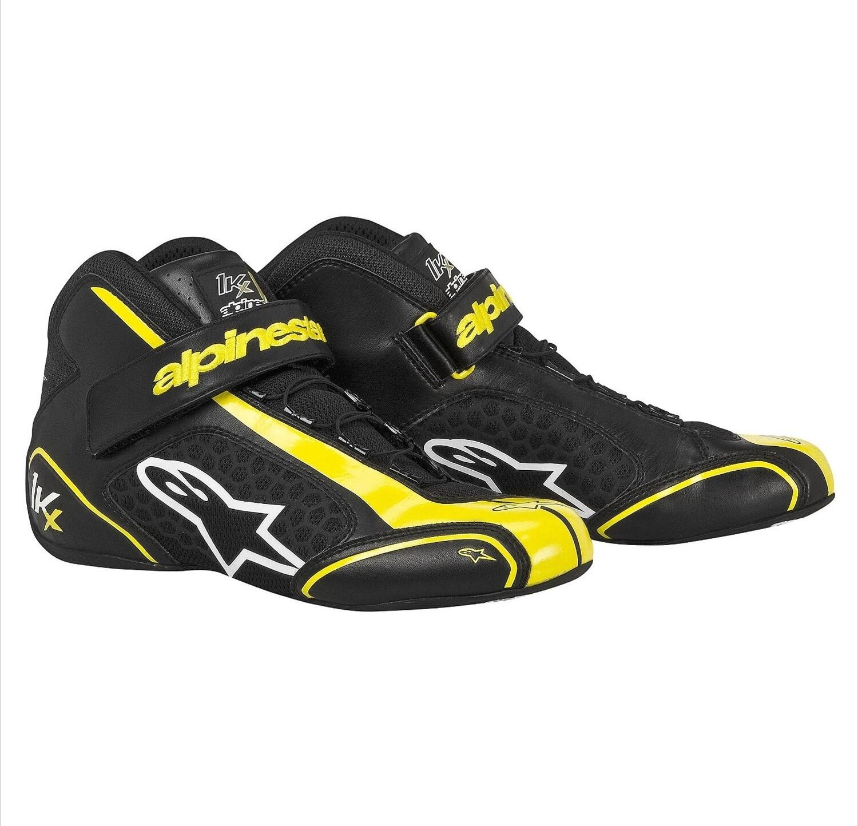 Scarpe Alpinestars Tech-1 KX black yellow