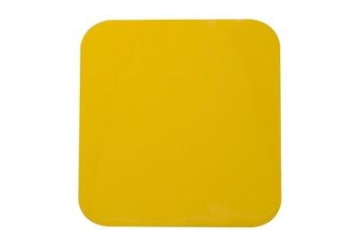 Tabella gialla adesiva