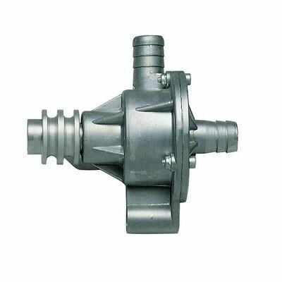 Pompa acqua alluminio