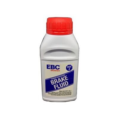 Olio freni EBC DOT 4 0.25L