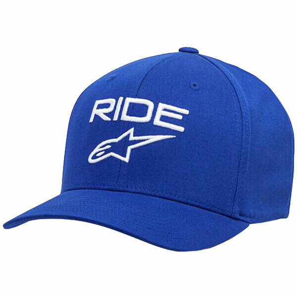 Cappellino Alpinestars RIDE 2.0 Blu/Bianco
