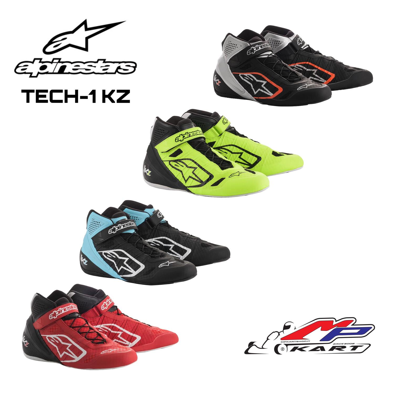 Scarpe Alpinestars Tech 1-KZ