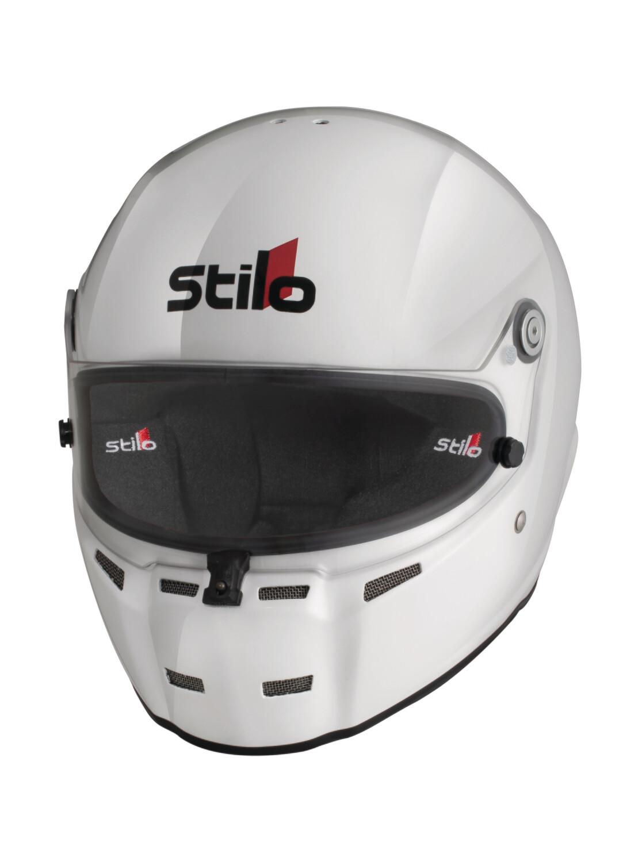 Casco Stilo ST5FN KRT Bianco-Nero