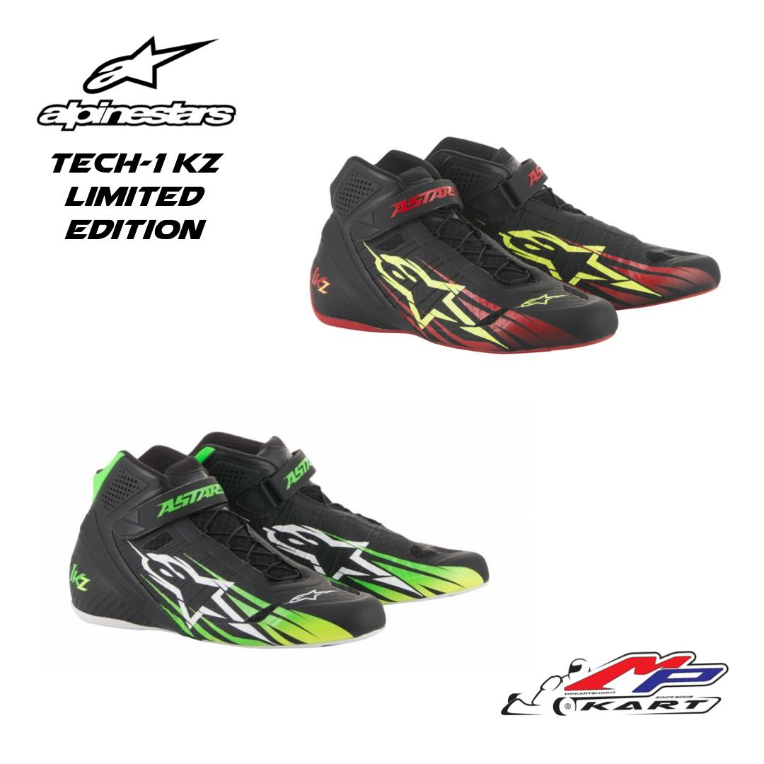 Scarpe Alpinestars Tech 1-KZ Limited Edition 2019