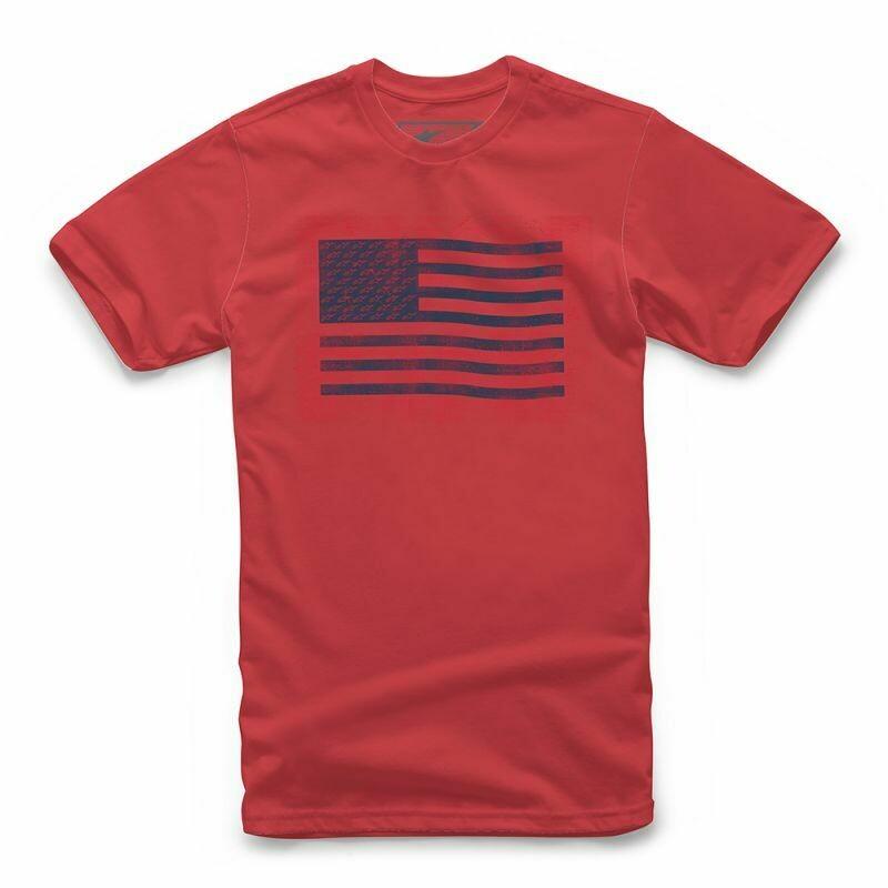 T-Shirt Alpinestars Flag