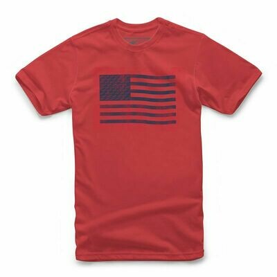 T-Shirt Alpinestars Flag