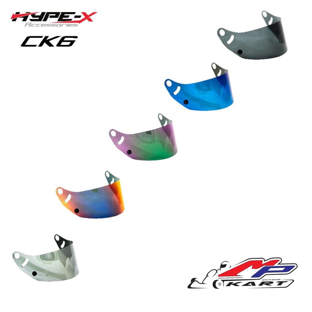 Visiera Hype-X Arai CK6