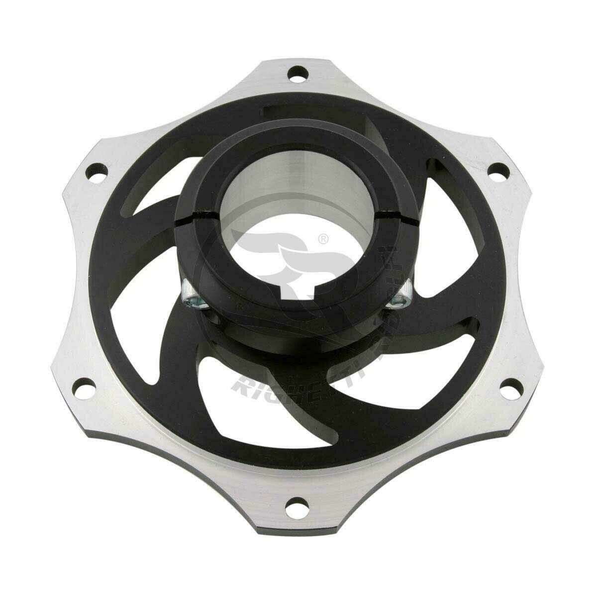 Porta corona Ø 50 in alluminio