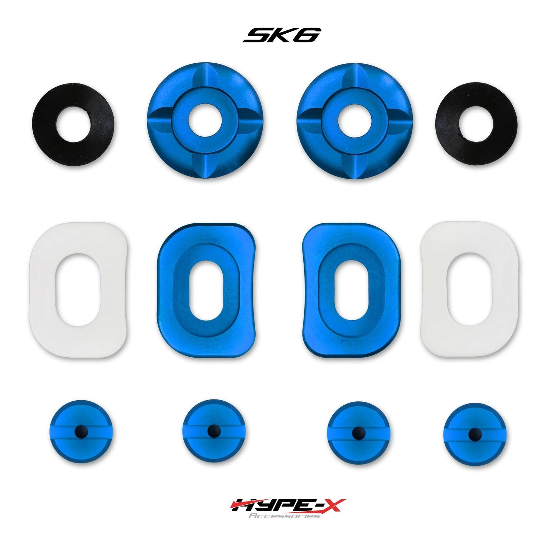 Kit viti Hype-X SK6 Blu