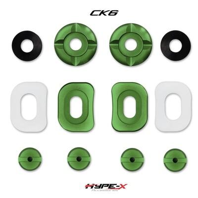 Kit viti Hype-X CK6 Verde