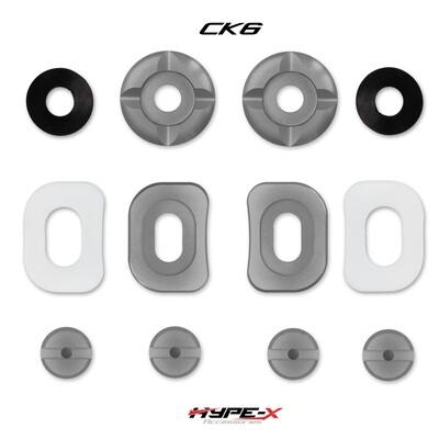 Kit viti Hype-X CK6 Grigio