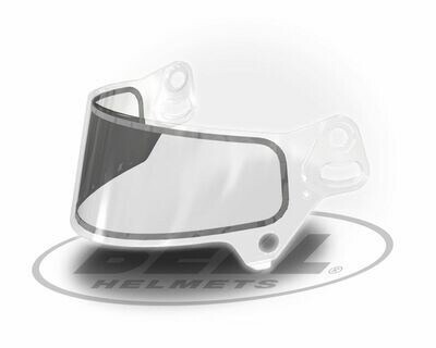Visiera Bell SE07 3mm trasparente