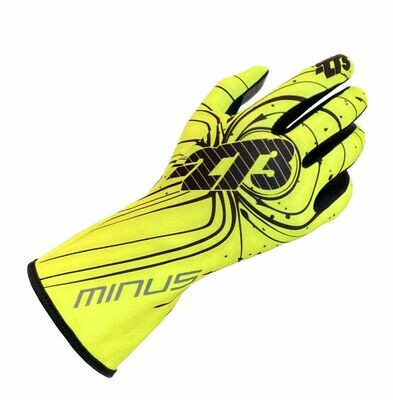 Minus 273 Yellow Zero gloves