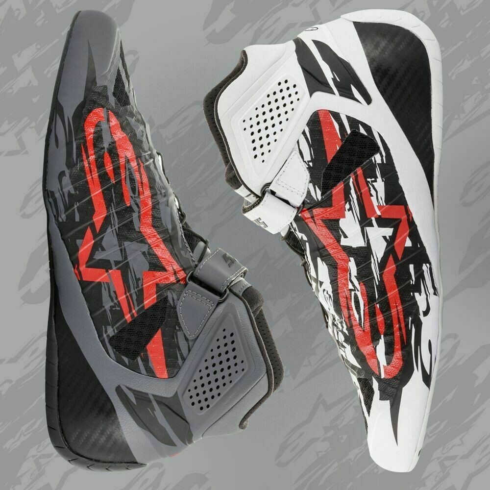 Scarpe Alpinestars Tech-1 KZ Super-Sonic