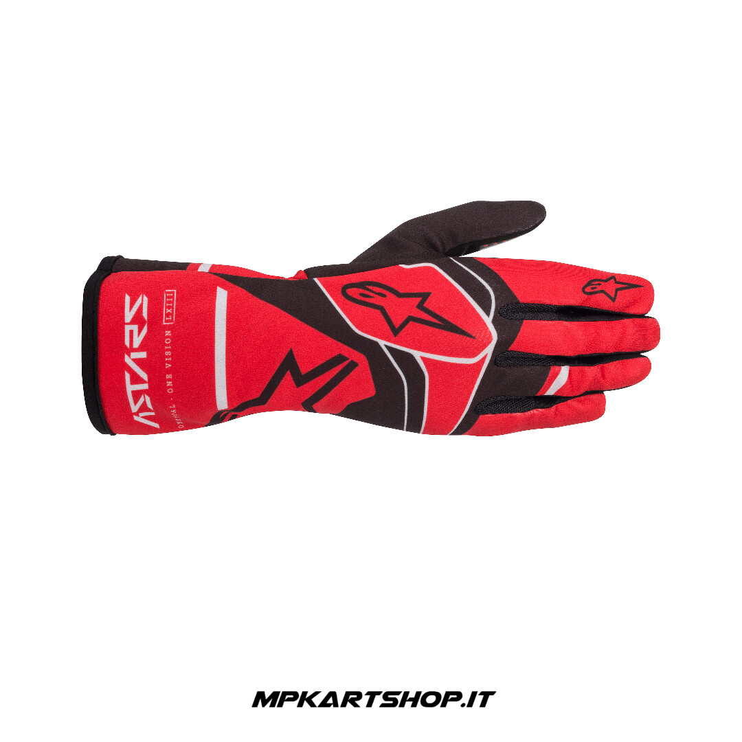 Guanti Alpinestars Tech-1 K Race v2 SOLID