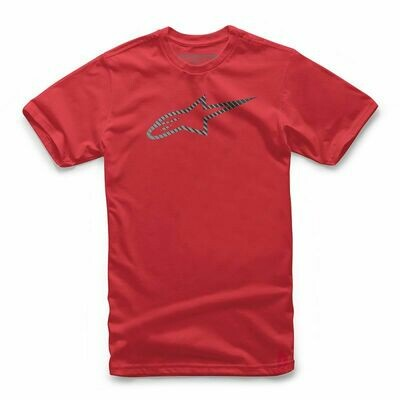 T-Shirt Alpinestars Ageless Grade Tee Rossa