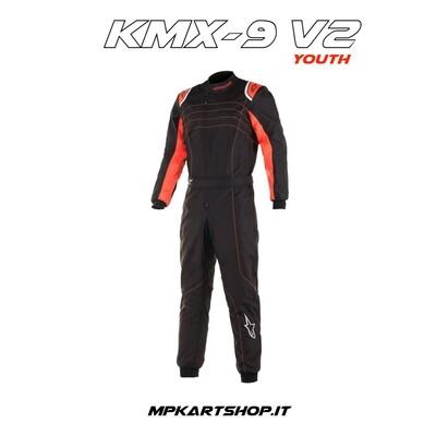 Tuta Alpinestars KMX-9 V2 BIMBO
