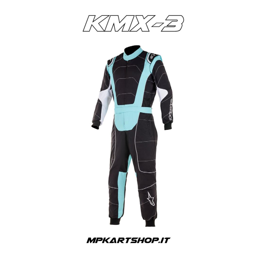 Tuta Alpinestars KMX-3 V2