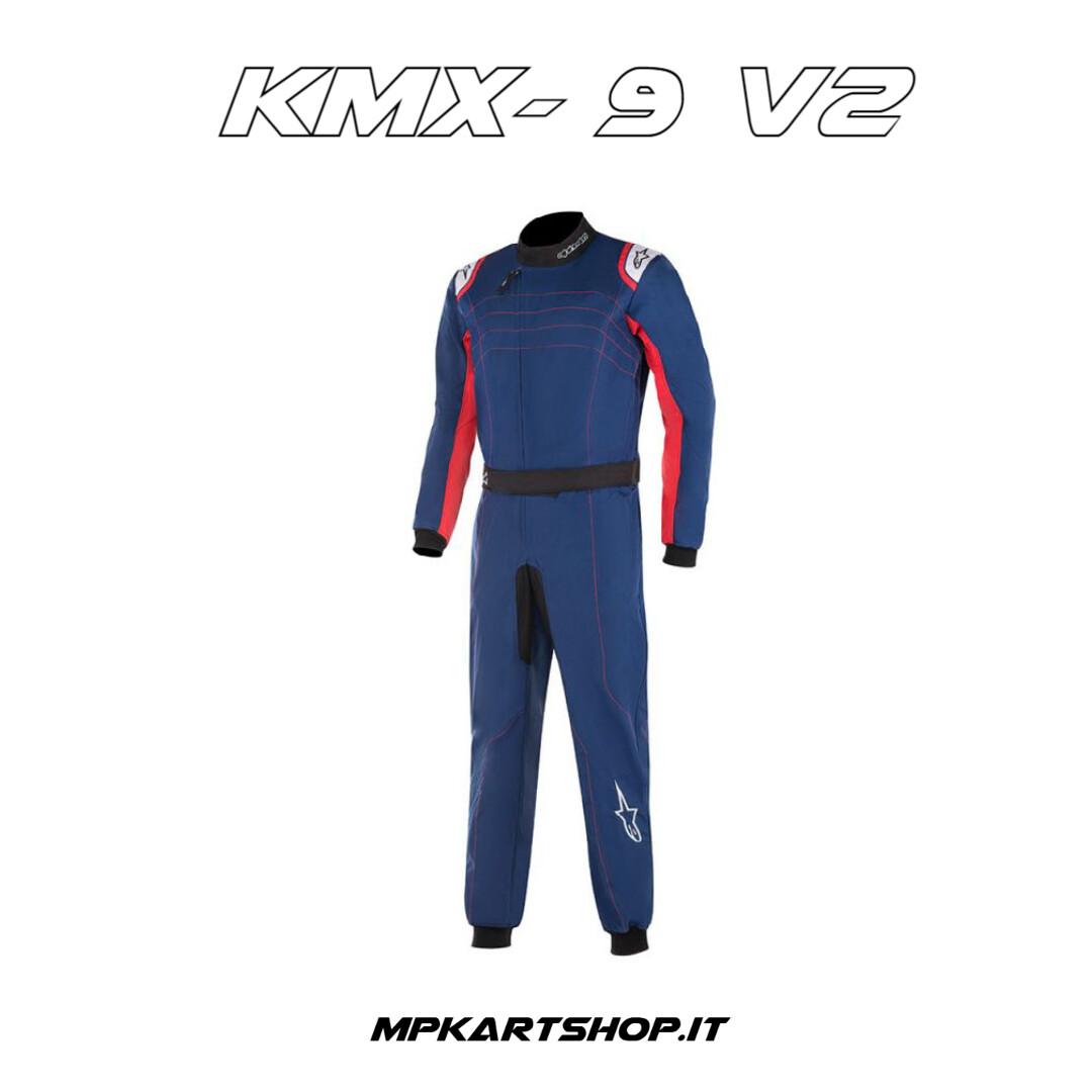 Tuta Alpinestars KMX-9 V2