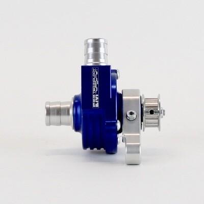 Pompa acqua EM Technology dentata HTD Blu