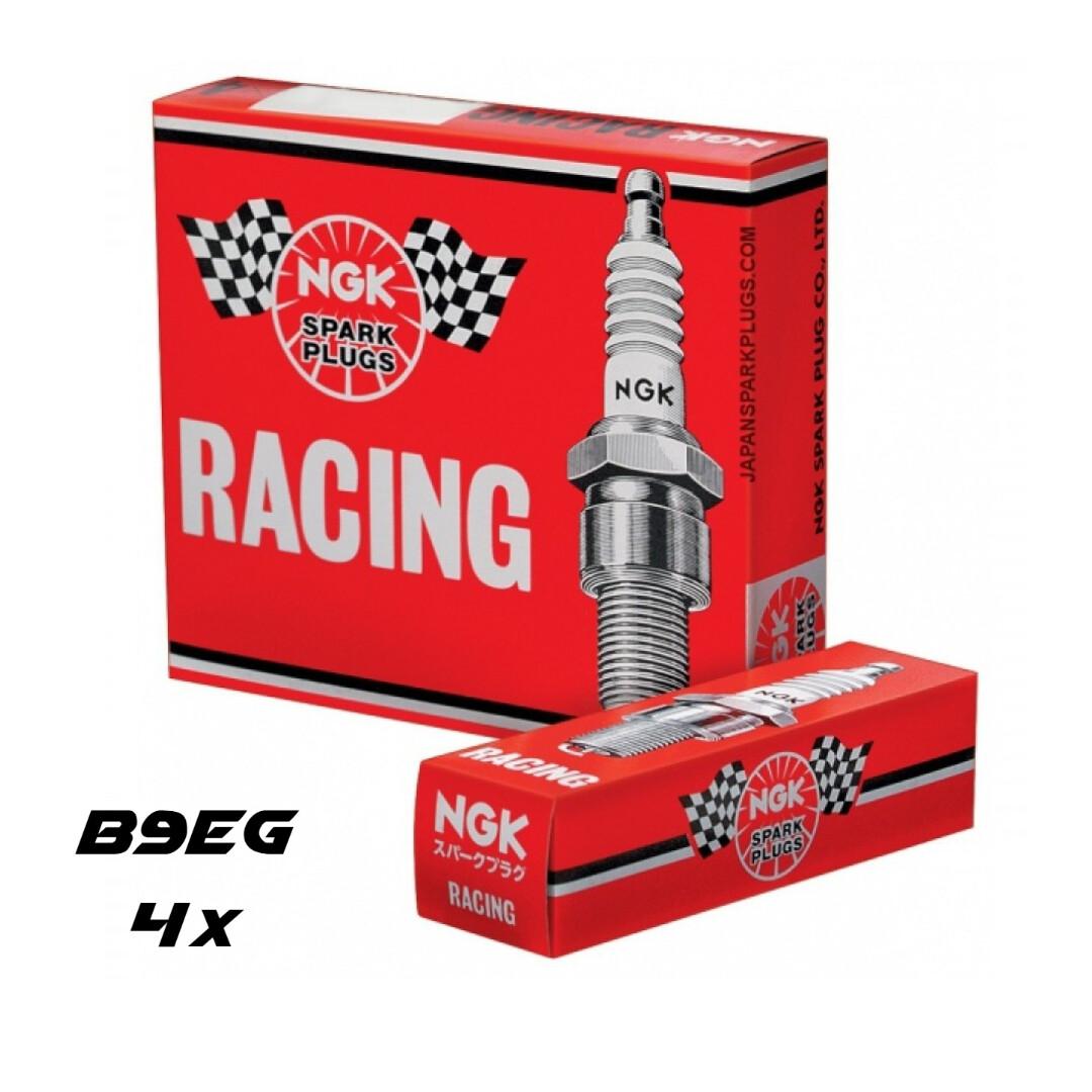 Confezione Candele NGK B9EG (4x)