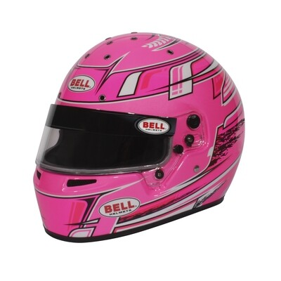 Casco Bell KC7-CMR Champion Rosa