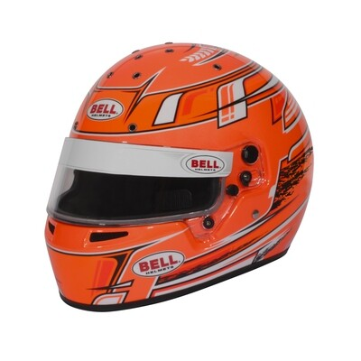 Casco Bell KC7-CMR Champion Arancio