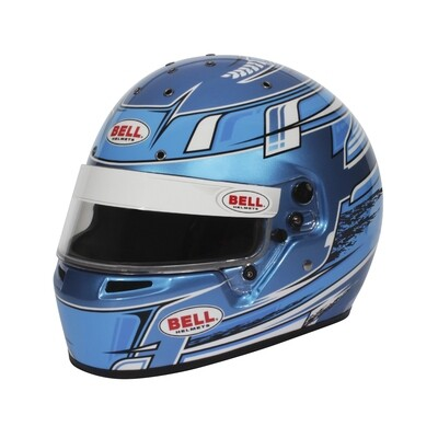 Casco Bell KC7-CMR Champion Blu