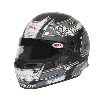 Casco Bell RS7 Pro Hans Stamina Grigio