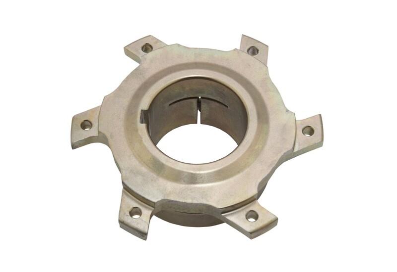Mozzo in magnesio Ø 50mm per disco freno maggiorato OTK
